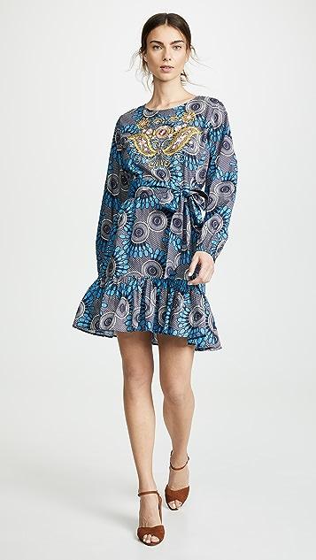 Figue Clementine 连衣裙