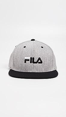 필라 스냅백 Fila Flexfit Snapback Hat,Grey