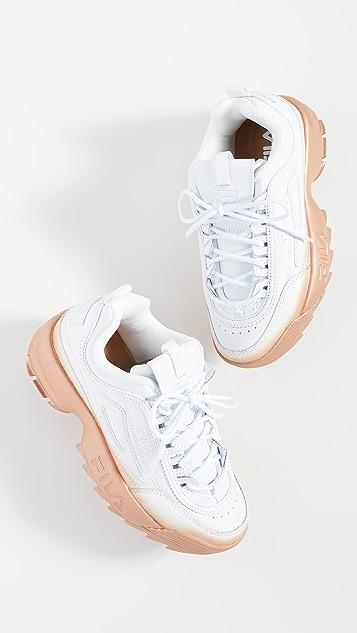 Fila Disruptor II Brights Fade 运动鞋