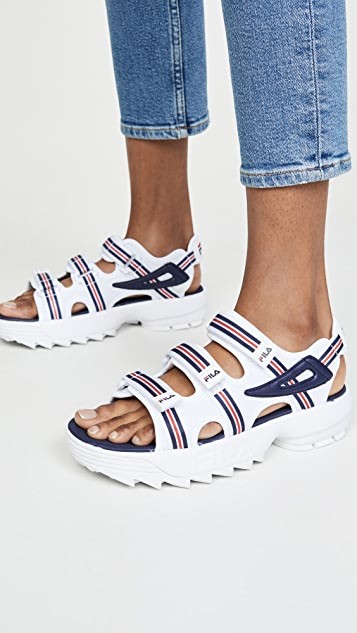 Fila Disruptor HS 凉鞋
