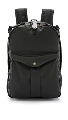 Filson Journeyman Backpack,Black