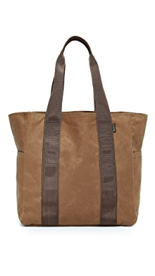 필슨 Grab N Go 미디움 토트백 - 탄/브라운 Filson Grab N Go Medium Tote,Dark Tan/Brown