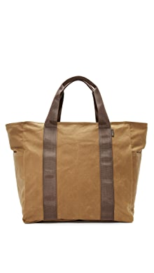 필슨 Grab N Go 라지 토트백 - 탄/브라운 Filson Grab N Go Large Tote,Dark Tan/Brown