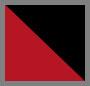 黑/氧化红