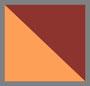 Burnt Orange/Deep Red