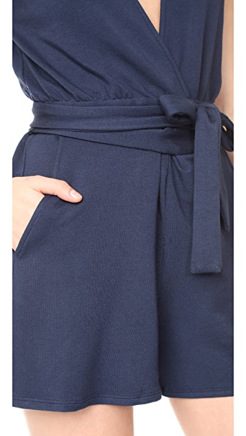 Flagpole Francine 短款连身衣