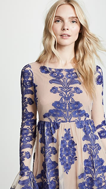 For Love & Lemons Temecula 迷你连衣裙