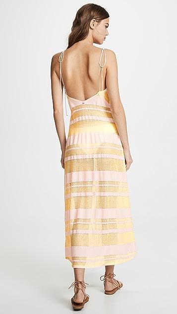 For Love & Lemons Steph 罩衫式连衣裙