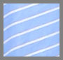 浅蓝色棉质条纹