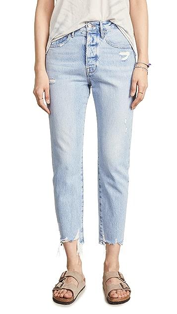 FRAME Le Original 牛仔裤