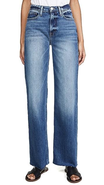 FRAME 传统加州风格牛仔裤