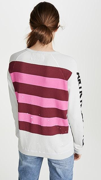 FREECITY Hockney Strikes 连肩运动衫