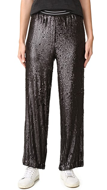 Free People So Sexy Sequin Just A Dreamer 裤子