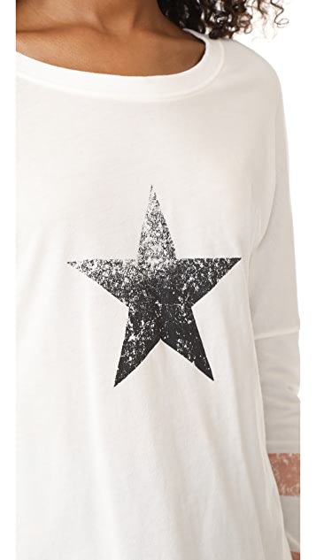 Free People FP Movement Tate Tribute T 恤