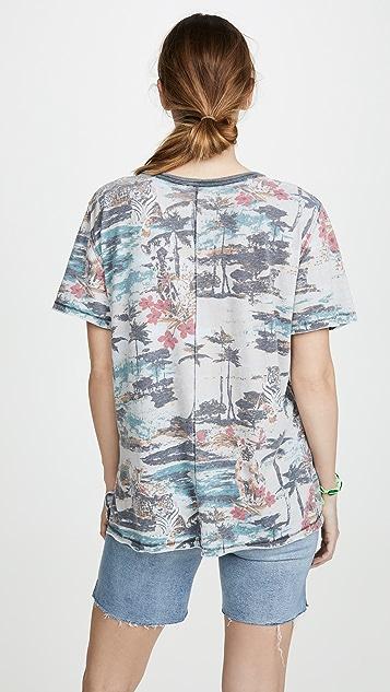 Free People Tourist T 恤