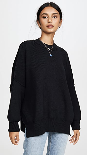 Free People Easy Street 长款毛衣