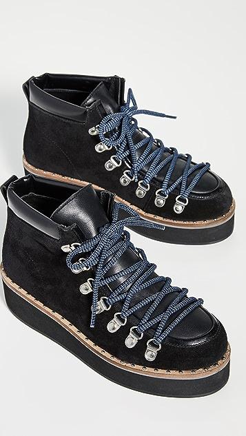 Free People Durango 登山靴