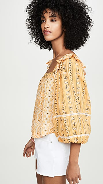 Free People Mostly Meadow 女衫