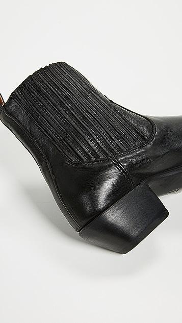 Frye Sacha 切尔西短靴