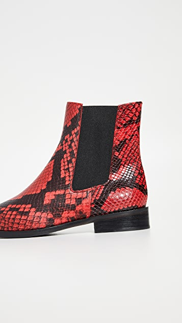 Freda Salvador The Joan 切尔西短靴
