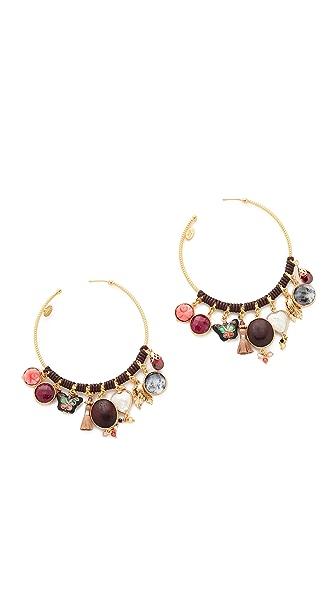 GAS Bijoux Anastasia 耳环