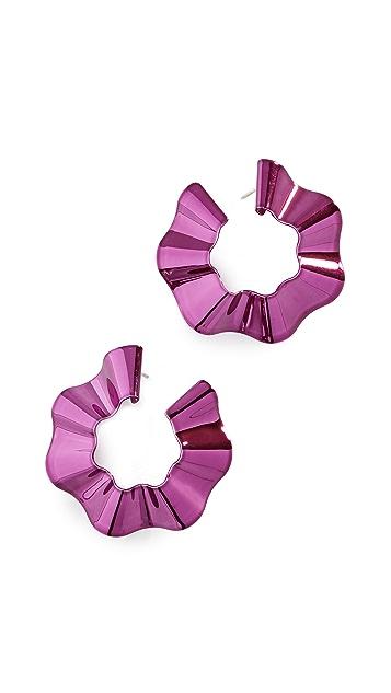 Gaviria Small Ravioli 耳环