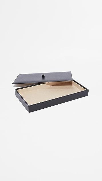 Gift Boutique WOLF 带盖拱形盘套装