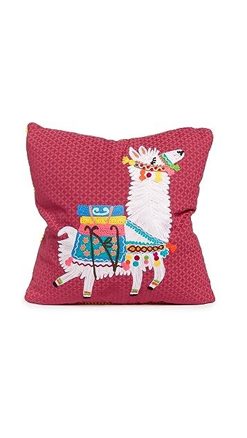 礼物精品馆 Llama 抱枕