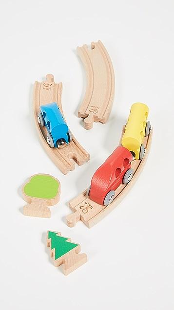 礼物精品馆 儿童数字 8 公路套装