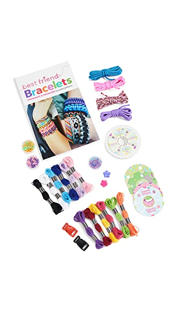 礼物精品馆 SpiceBox Kits for Kids Best Friend 手链
