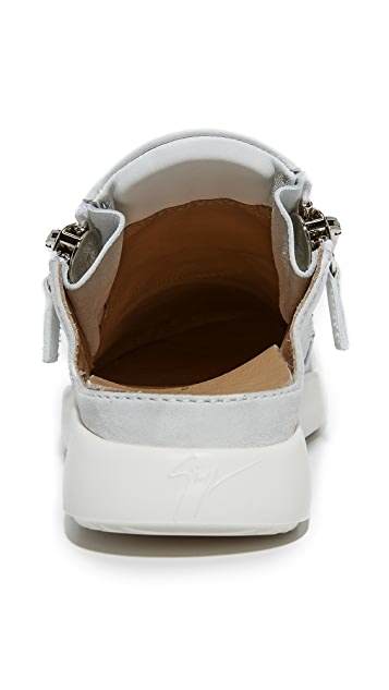 Giuseppe Zanotti 无跟运动鞋