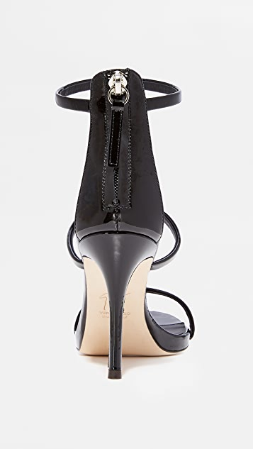 Giuseppe Zanotti Alien 高跟凉鞋