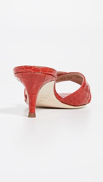 Giuseppe Zanotti Alien 50mm 凉拖鞋