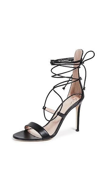 Giuseppe Zanotti Basic 105mm 凉鞋