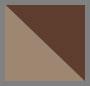 角形金色 / 棕色