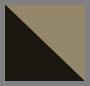 黑色/棕色