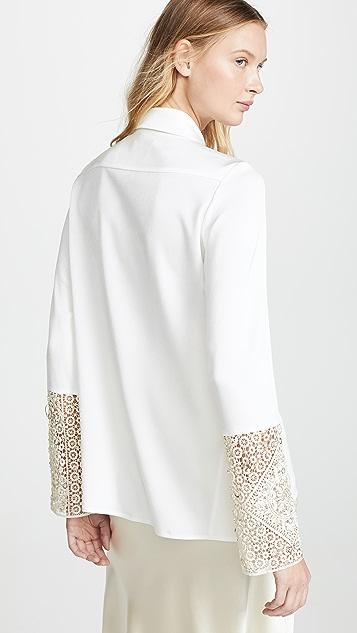 Galvan London Marrakech 女式衬衫