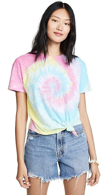 Generation Love Yooni 扎染 T 恤