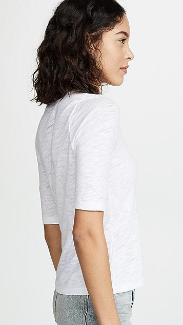 Goldie 中袖 T 恤