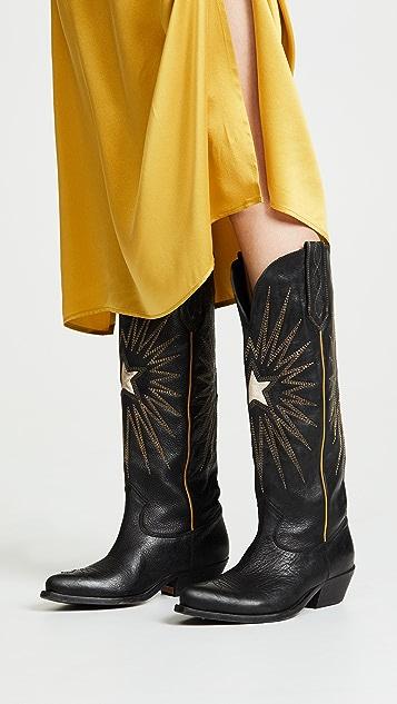 Golden Goose Wish Star 靴子