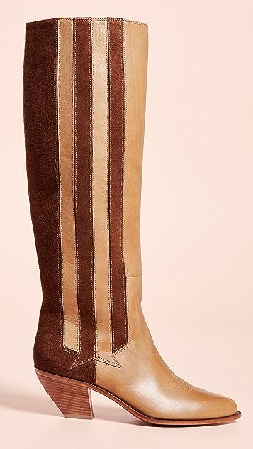 Golden Goose Nebbia 靴子