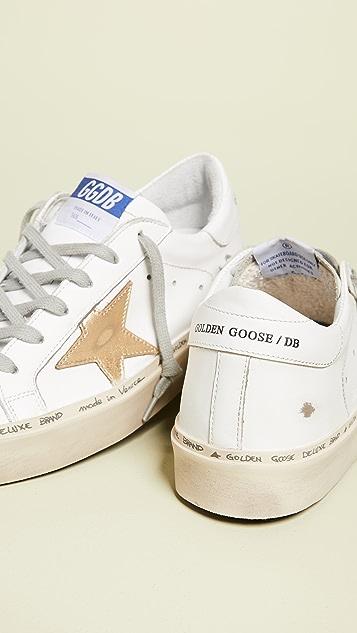 Golden Goose 高帮星星运动鞋