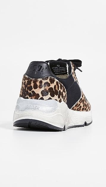 Golden Goose 跑步鞋底运动鞋