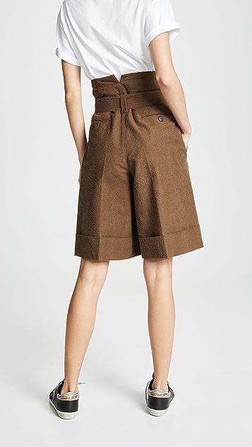 Golden Goose Short Naomi 短裤