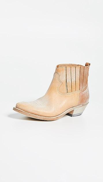 Golden Goose Crosby 靴子