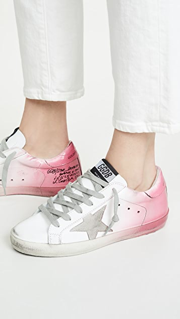 Golden Goose Superstar 运动鞋