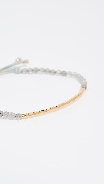 Gorjana Power 平衡宝石手链