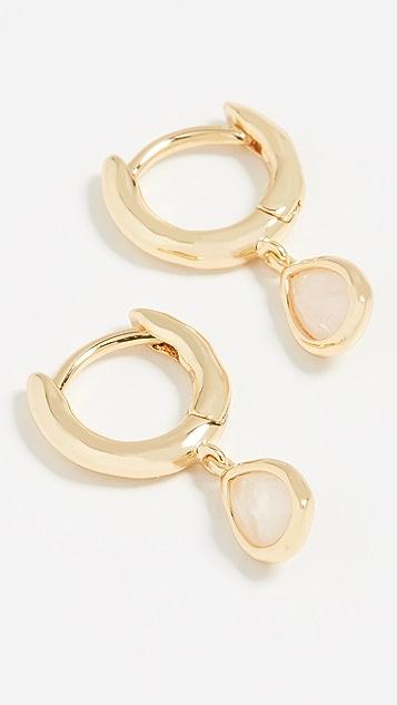 Gorjana Olivia 贴耳式耳环