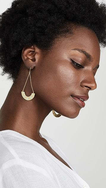 Gorjana Maya 耳环