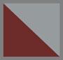 红色/灰色